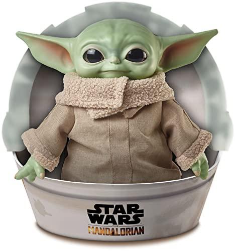 Star Wars Baby Yoda El niño de la Serie The Mandalorian,...