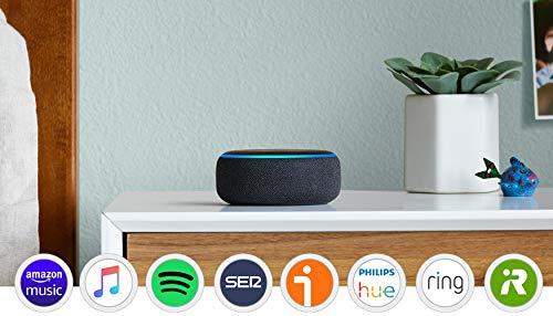 Echo Dot (3.ª generación) - Altavoz inteligente con Alexa,...