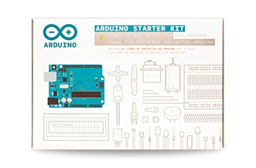 Arduino Starter Kit Oficial para principiantes K030007...