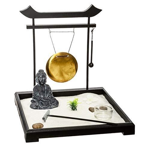 Jardín Zen Tori - como se ve en la imagen; el set incluye:...
