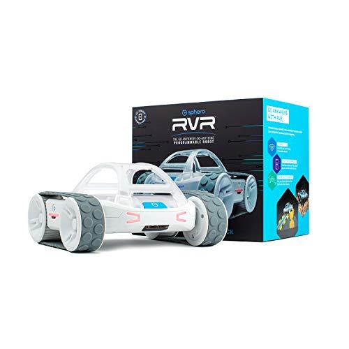 Sphero RVR: El robot programable que va parte y hace...