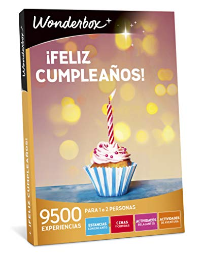 WONDERBOX Caja Regalo -¡Feliz CUMPLEAÑOS!- 9.500...