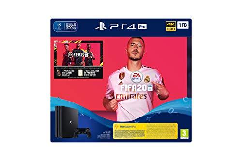 PS4 Pro + FIFA 20 - Special - PlayStation 4 [Importación...