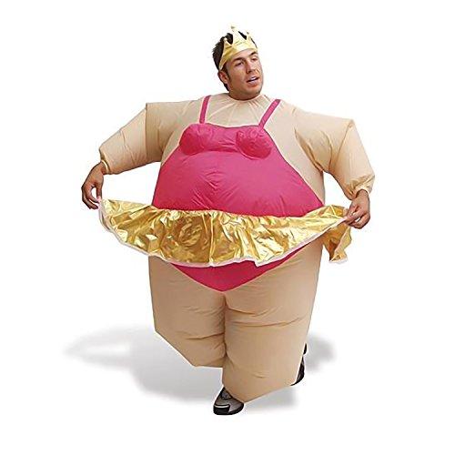 AirSuits Inflable Fatsuit Traje De La Bailarina Del Carnaval...