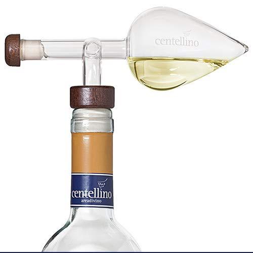 Centellino Areadivino aireador de Vino y decantador 100 ML