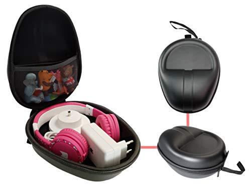 Bolsa de transporte para auriculares y accesorios para...