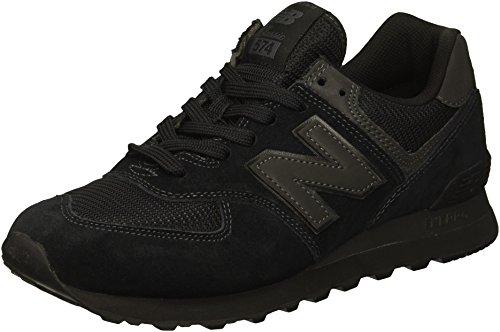 New Balance 574 Core, Zapatillas Hombre, Negro (Black ETE),...