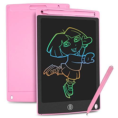 HOMESTEC Tableta Escritura LCD Color, Pizarra Digital para...