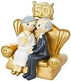 Mopec Figura Pastel Pop&Fun Bodas de Oro...