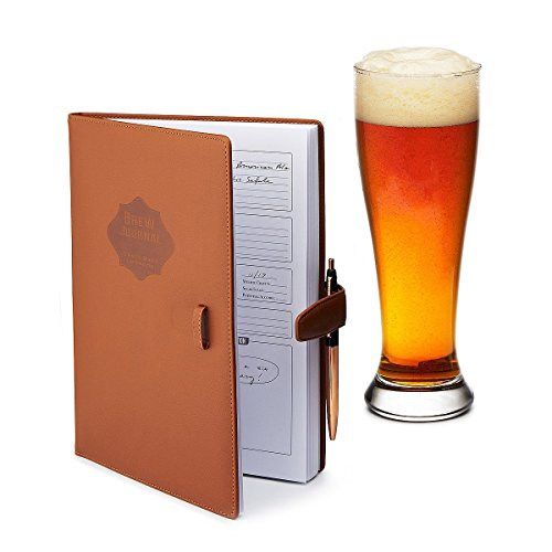 Home Brew Journal for Craft Beer Homebrewers | Homebrew...