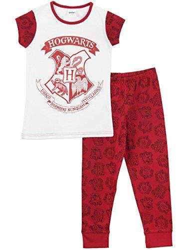 HARRY POTTER - Pijama para niñas - Hogwarts 4-5 Años