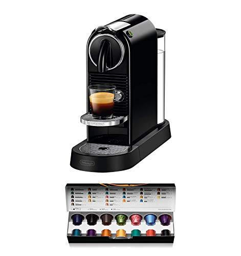 Nespresso De'Longhi Citiz EN167.B - Cafetera monodosis de...
