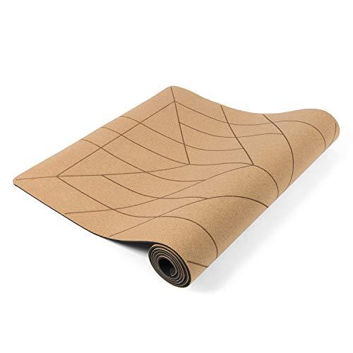 Lotuscrafts Esterilla Yoga Corcho Cork - Superficie...