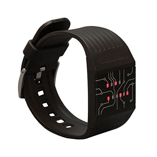 getDigital 7235 - Reloj Digital que Marca la Hora en Modo...