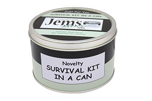 Equipo de supervivencia en una lata para futuras mamás y...