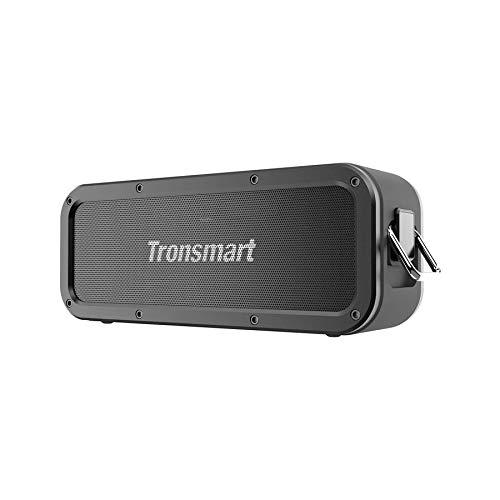 Altavoz Bluetooth Potente, Tronsmart Force 40W Altavoz...
