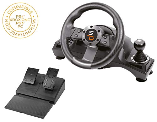 Superdrive - Volante de carreras Drive Pro GS700con palanca...