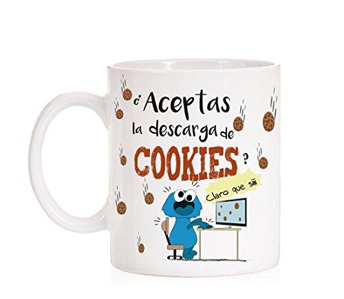 MardeTé Taza ¿Aceptas la Descarga de Cookies? Claro Que...