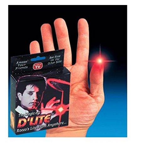 D'lite Rojo Deluxe (El par) - Juego de Magia