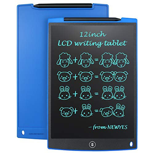 NEWYES 12' Tableta de Escritura LCD, Tableta gráfica, Ideal...
