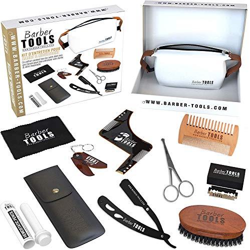 ✮ BARBER TOOLS ✮ Kit/Set/Estuche de arreglo y cuidado de...