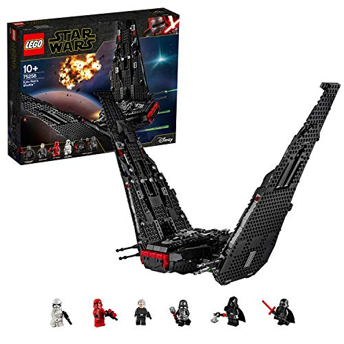 LEGO75256StarWarsLanzaderadeKyloREN,Setde...