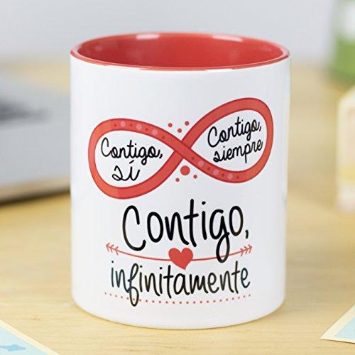 La mente es Maravillosa - Taza con Frase de Amor y Dibujo...