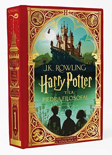 Harry Potter y la piedra filosofal (Ed. Minalima) (Harry...