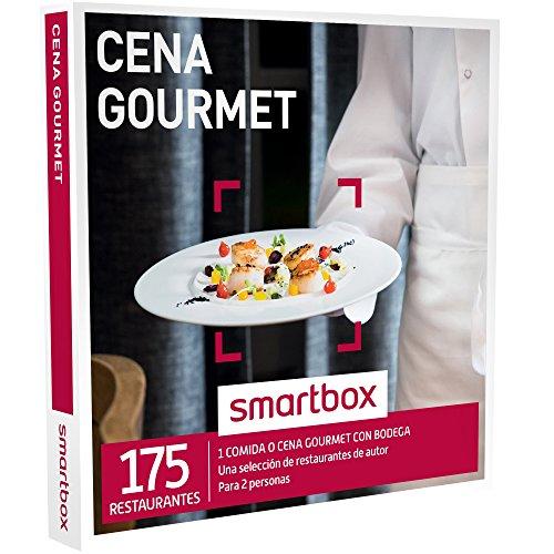 SMARTBOX - Caja Regalo - CENA GOURMET - 175 restaurantes de...