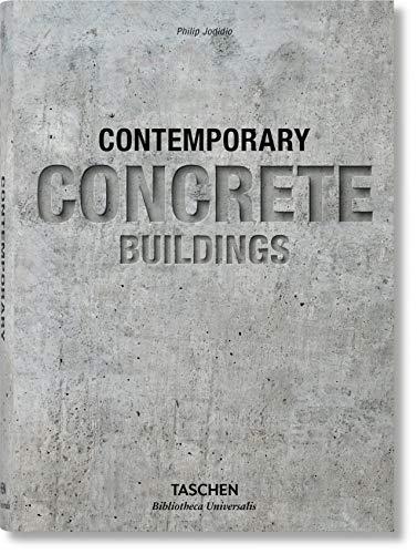 100 Edificios de hormigón contemporáneos (Bibliotheca...