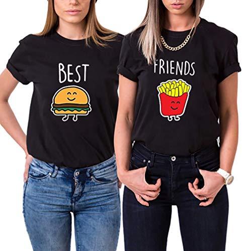 Daisy for U Dos Damas Mejores Amigas Hermanas Camisetas Tops...