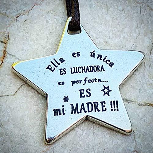 Regalo Madre - Llavero Madre - Regalo Mama - Llavero Mama -...