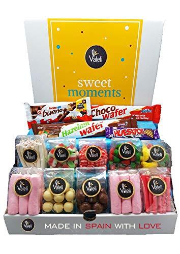 Valeli, Chocolates y Golosinas Cesta dulces y chocolatinas,...