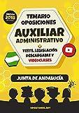 Temario Oposiciones Auxiliar...