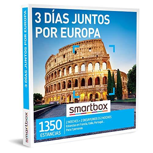 Smartbox - Caja Regalo Amor para Parejas - 3 días Juntos...