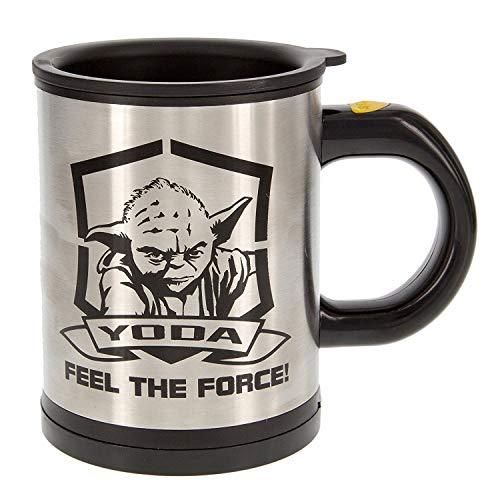 Funko SW00698 Star Wars Feel The Force: Self Stirring Mug:...