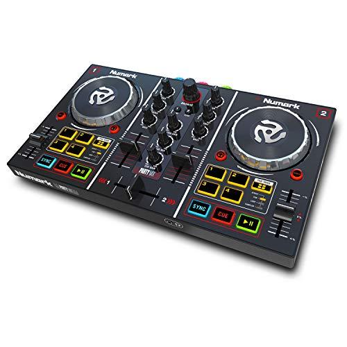 Numark Party Mix I   La versión II ya disponible a la venta...