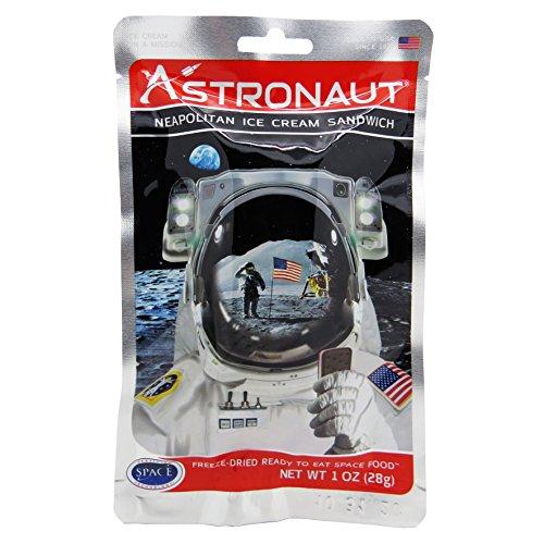 Alimento Espacial Comida Astronauta - Helado Sabor...