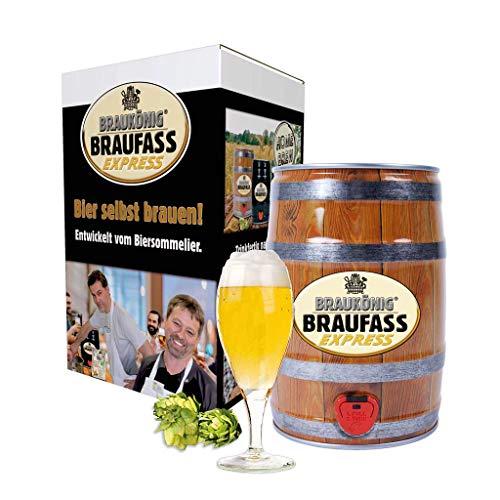 Barril de destilación express de Braukönig