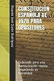 CONSTITUCIÓN ESPAÑOLA DE 1978 PARA...
