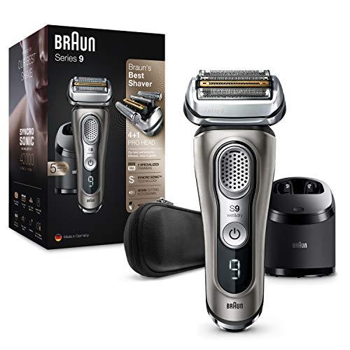Braun Series 9 9385cc Afeitadora Eléctrica Hombre de...