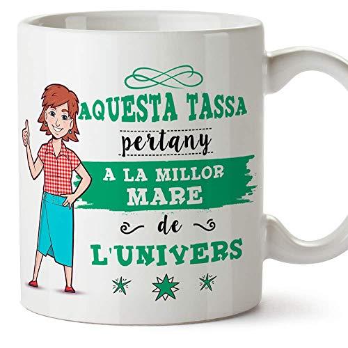 MUGFFINS Taza Mamá (En Catalán) -'Aquesta Tassa Pertany a...