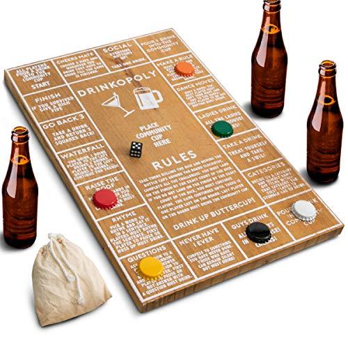 Juego de beber de Refinery para adultos, divertidos juegos...