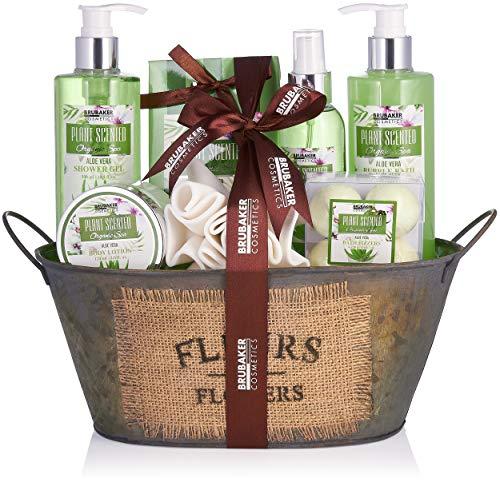 BRUBAKER Cosmetics Set de Baño y Ducha Aloe Vera Set de...