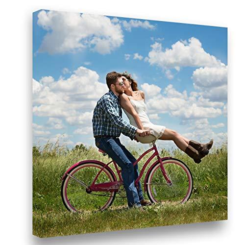 Lienzo 50x50 Personalizado con Foto y(o) Texto....