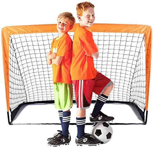 Portería para Fútbol portátil, Juego de Mini portería de...