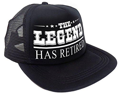 Sterling James Co. Sombrero The Legend Has Retired (La...