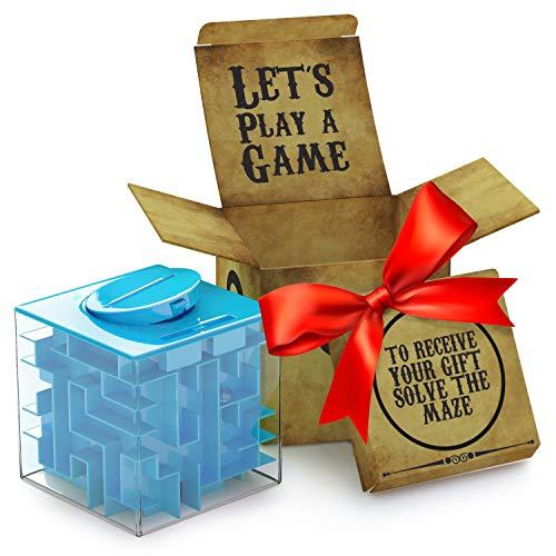 Huchas Originales aGreatLife Caja Money Maze Laberinto De...