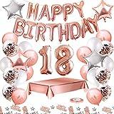 MMTX Globos De Cumpleaños 18 Años...