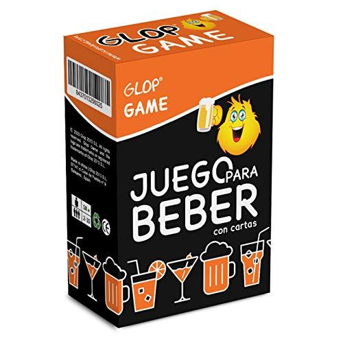 Glop Game - Juegos para Beber - Juegos de Mesa Adulto -...